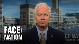"""Ron Johnson: Border facilities """"grossly overcrowded"""""""