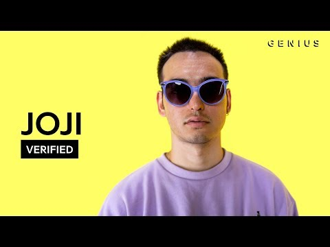 """Joji """"SLOW DANCING IN THE DARK"""" Official Lyrics & Meaning 