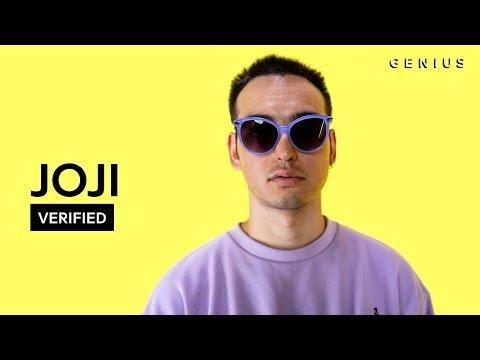 "Joji ""SLOW DANCING IN THE DARK"" Official Lyrics & Meaning | Verified"