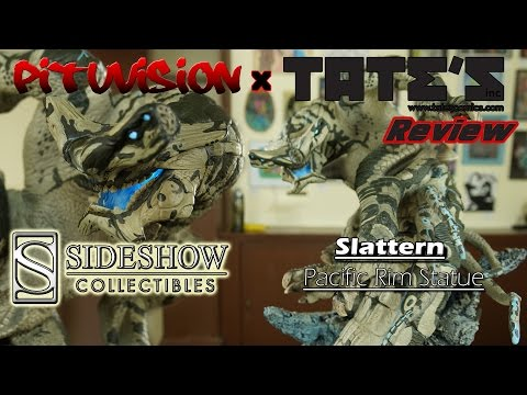 Sideshow Collectibles Pacific Rim Slattern Statue Review