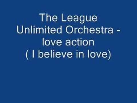 I do believe in love lyrics