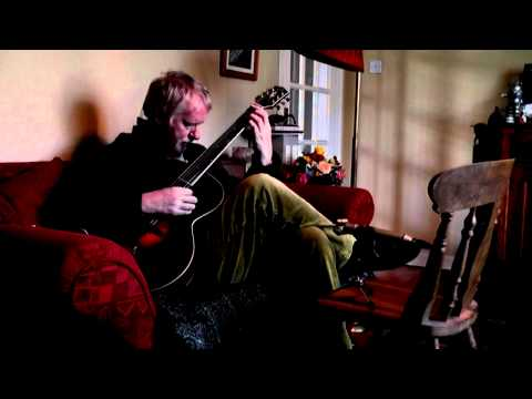 ''Romantic'' by Harry Volpe - Rob MacKillop Acoustic Archtop Guitar