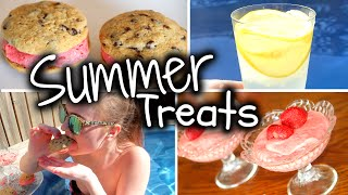 Easy & Fresh DIY Summer Treats/Snacks!