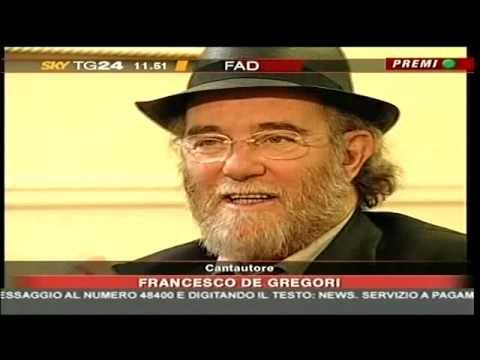 Francesco De Gregori navigante