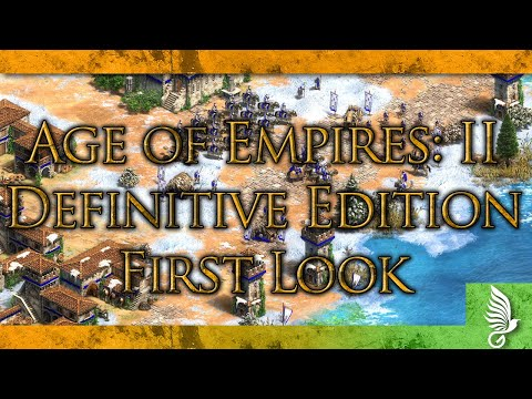 Age of Empires II: Definitive Edition - E3 Demo