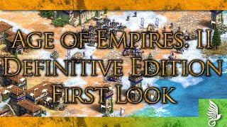 Age of Empires II: Definitive Edition - E3 Demo