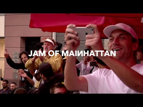 Jam of Mainhattan 2017