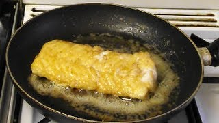 How To Cook Cod.Pan Fried,Skinless Cod Fillet