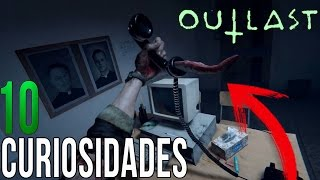 10 Curiosidades de Outlast 2 - Teorias, Easters Eggs, Referencias y secretos que no viste!