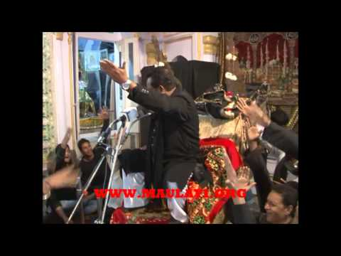 8th MOHARRAM MAJLIS AT HUSAINIYA AFZAL MAHAL,LUCKNOW WITH ALAM AND MATAM 2012