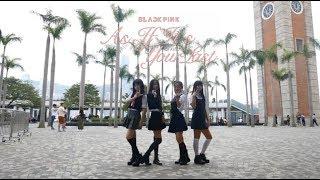 [KPOP PUBLIC DANCE CHALLENGE] BLACKPINK(블랙핑크) - AS IF IT'S YOUR LAST(마지막처럼) dance cover by Dvirus
