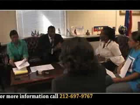 CONSULAT D'HAITI A NEW YORK S'ENGAGE A AIDER LES SINISTRES