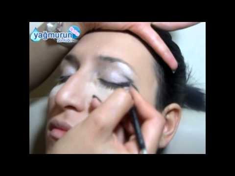 Gelin Makyaj Nas L Yap R Video B M Yagmurungunlugu