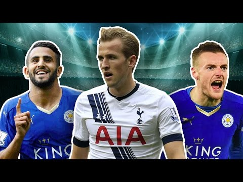 Premier League Team Of The Season 2015/16