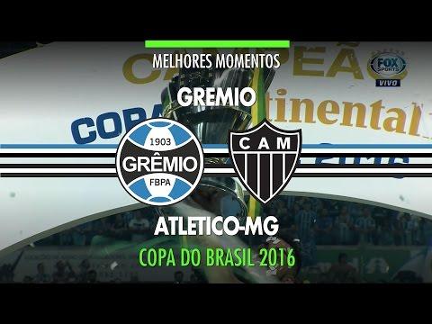 Melhores Momentos - Grêmio 1 x 1 Atlético-MG - Final Copa do Brasil - 07/12/2016 - Fox Sports HD