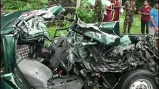 Three killed following accident in Vavuniya