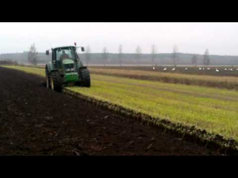 John Deere6920 + Kverneland ES85