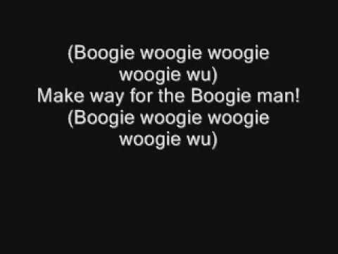 ICP-Boogie Woogie wu (lyrics)