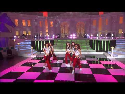 【tvpp】kara - Mister, 카라 - 미스터  Show Music Core Live video