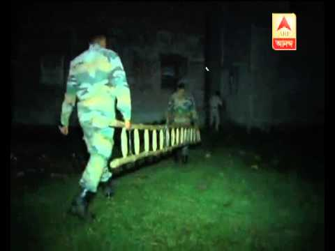 NIA-NSG recovered huge cache of arms from khagragar blast suspect's home