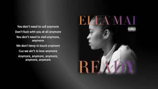 Download Lagu Ella Mai - Anymore (Lyrics) Gratis STAFABAND