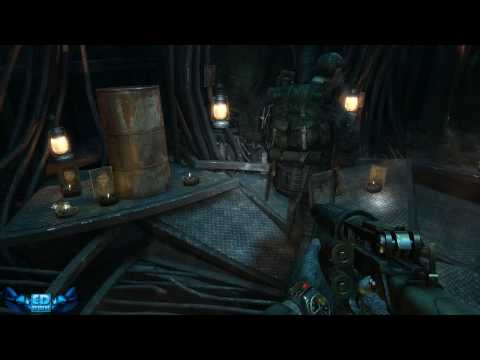 Metro 2033 PC Gameplay Walkthrough Part 11 Win 7 720p