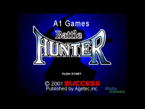 Battle Hunters OST - Gon's Theme (Dragon Boss)