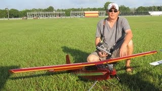 Hobby-Lobby Telemaster 72 - Resurrection Flight Orlando Speed World 6-1-2012