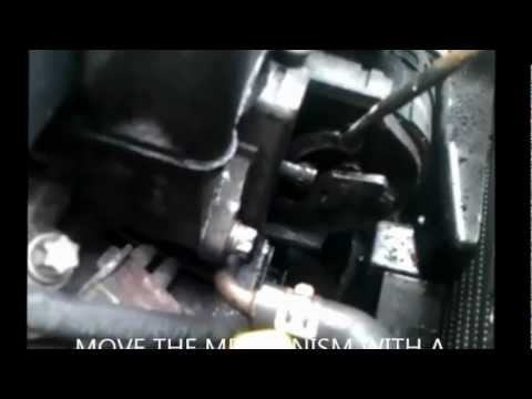 how to clean a egr valve vauxhall zafira 2 0 dti youtube. Black Bedroom Furniture Sets. Home Design Ideas