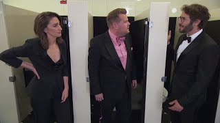 James Corden, Sara Bareilles & Josh Groban in the Bathroom -  'Be More Chill' Parody - 2019 Tonys