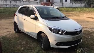 Tata Tiago XT | White | 2 year wraparound/walkaround | Alloy wheels | Modified Tata Tiago