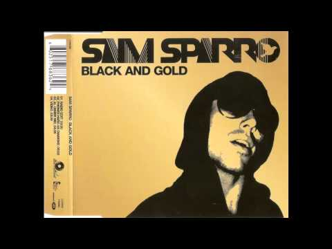 Sam Sparro Black and Gold Instrumental