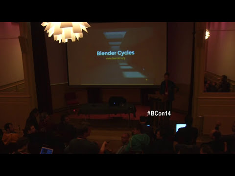 Cycles Open Source Production Rendering - Thomas Dinges #Bcon14