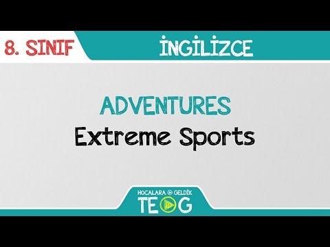 ADVENTURES - Extreme Sports