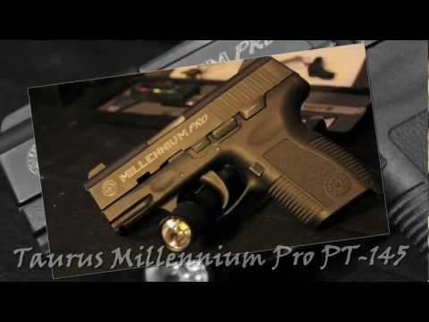 Taurus Millennium Pro PT145 Cracked !!
