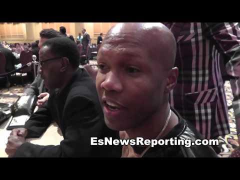 Zab Judah Ill Give Pacquiao The Business - EsNews Boxing