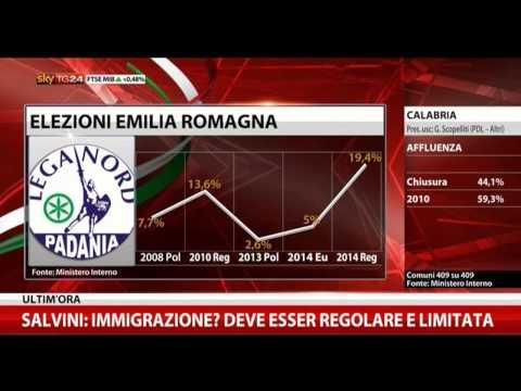 Lega alternativa a Renzi, grande successo in Emilia Romagna