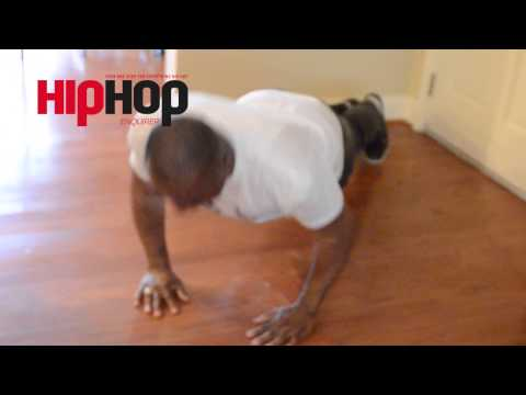Exclusive: 50-Year Old Martial Artist Does 500 Push-Ups In 6 Minutes