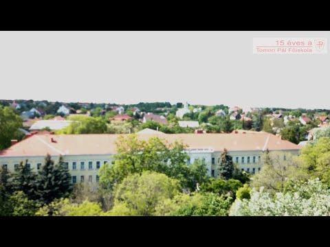 15 éves a Tomori Pál Főiskola