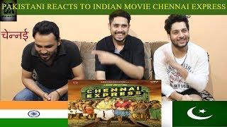 Pakistani Reacts To Indian Movie Chennai Express Comedy Scene | Song me baat karna padega