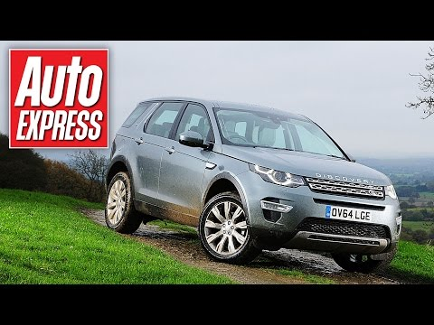 Land Rover Discovery Sport - first drive review of the new baby Land Rover