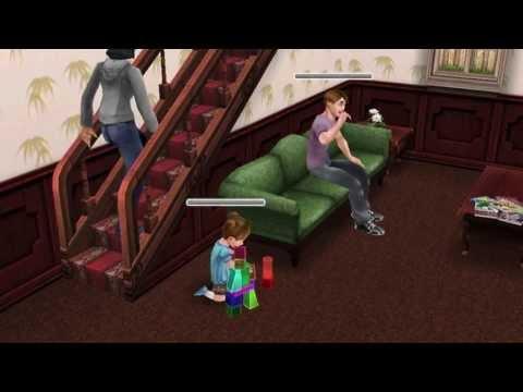 Как в симс 3 выселить персонажа из дома