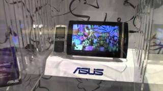 ASUS Eee Pad MeMo 3D Hands On at Computex 2011