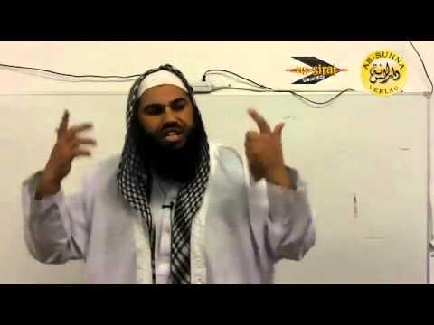 Ahmad Abul Baraa - Allah Asch-Schafi Niemand Heilt Die Krankheiten Außer ER!