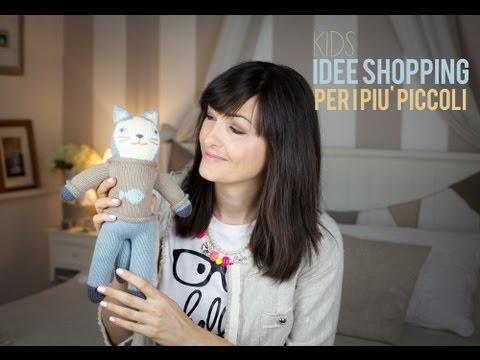 KIDS: Idee shopping per i piccoli
