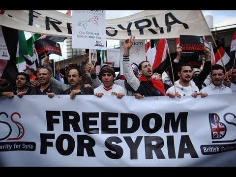 Veto Of Syria UN Resolution Sparks Outrage