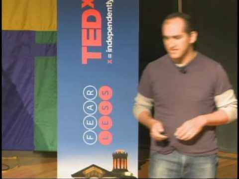 TEDxCMU - Jonathan Fields - Turning Fear Into Fuel