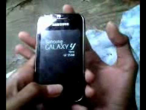 Rooting Samsung Galaxy Y Bahasa Indonesia