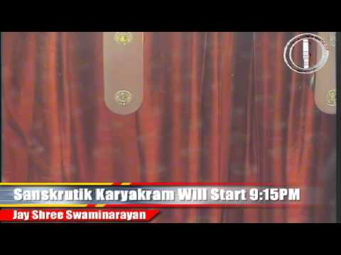 Cardiff Temple 30th Patotsav 2012 - Day 6 - Sanskritik Karyakram
