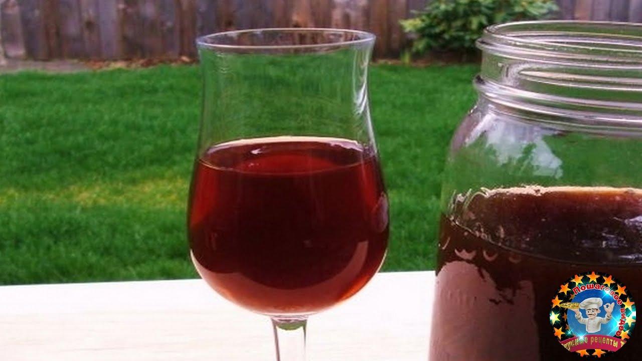 Вино смородиновое домашнее - Готовим вино из смородины в 40